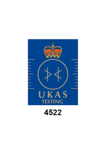 UKAS 4522 TEST LTD